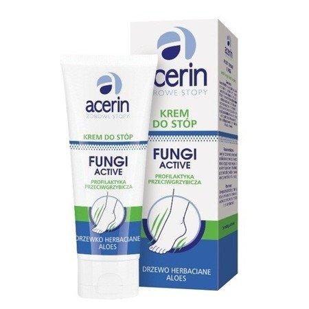 Acerin Fungi - KREM do stóp przeciw grzybicy, 75 ml.