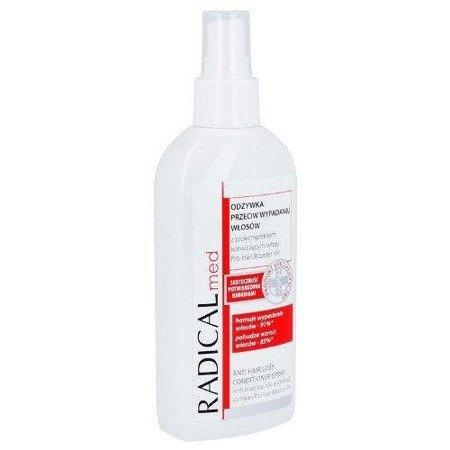 Radical Med - ODŻYWKA przeciw wypadaniu włosów, 200 ml.