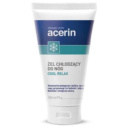 Acerin Cool Relax - ŻEL, 150 ml.