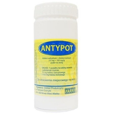 Antypot - ZASYPKA 30 g .