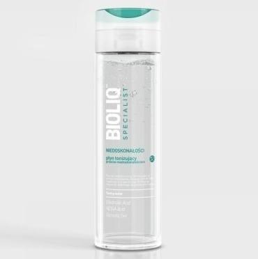 BIOLIQ Specialist - PŁYN tonizujący, 200 ml.