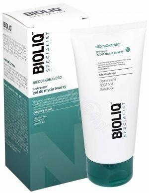 BIOLIQ Specialist - ŻEL peelingujący do twarzy, 125 ml.