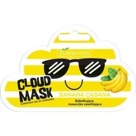 Bielenda Cloud Mask, MASECZKA bananowa, 6 g.