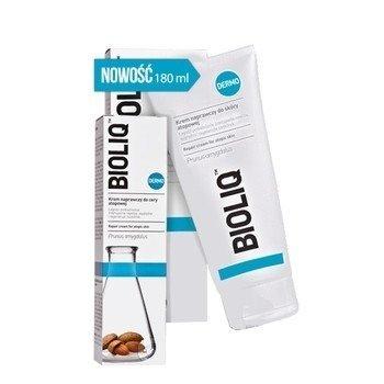 Bioliq Dermo - KREM naprawczy do skóry atopowej, 180 ml.
