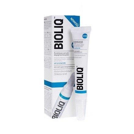 Bioliq Dermo -  Punktowe SERUM Depigmentacyjne, 10 ml.
