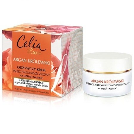 DAX Celia Lux Argan Królewski, 50 ml.