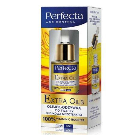 DAX - Perfecta Age Control - Extra Oils - Olejek-Odżywka do Twarzy, 15 ml.