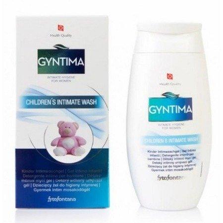 Gyntima - ŻEL do higieny intymnej dla dzieci, 100ml.