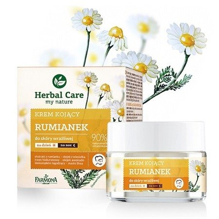 Herbal Care KREM Rumianek, 50 ml.