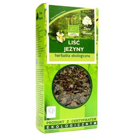 Jeżyna - liść jeżyny EKO, 25 g. Dary natury