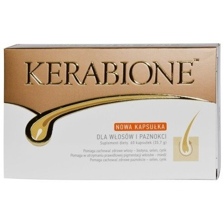 Kerabione, 60 kapsułek