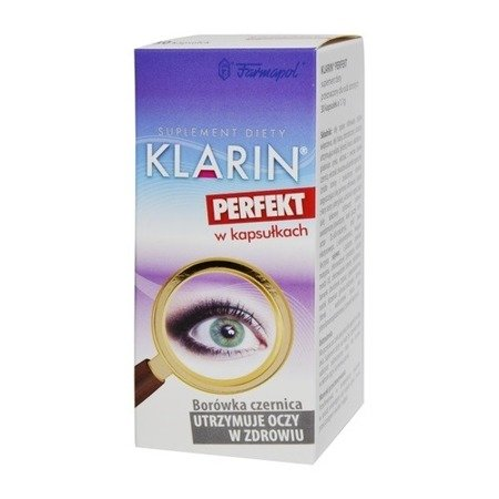 Klarin PERFECT - 30 kapsułek.