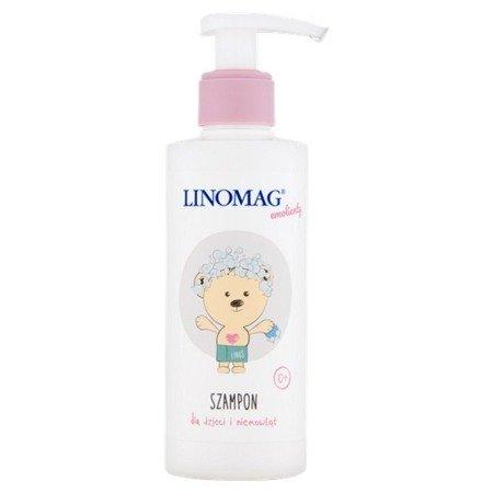 Linomag - SZAMPON, 200 ml.(Ziołolek)