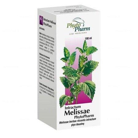 Melissae Intractum, 100 ml.(Phyto Pharm)
