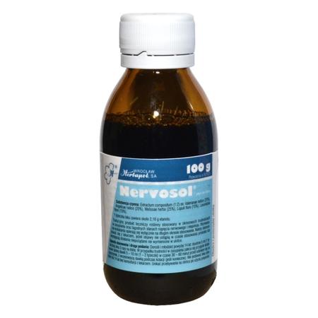 Nervosol, 100 ml.