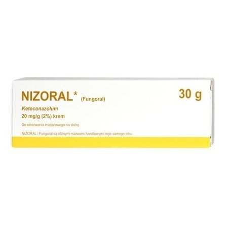 Nizoral - KREM  30 g.