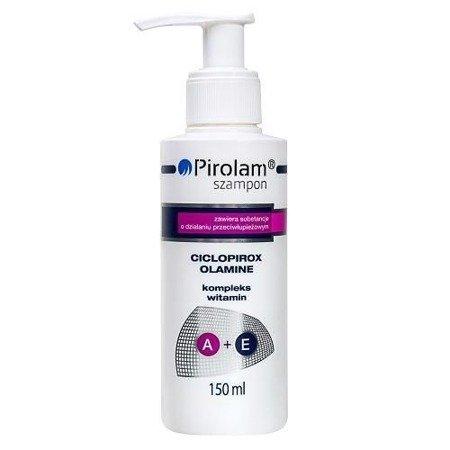 Pirolam - SZAMPON przeciwłupieżowy, 150 ml.
