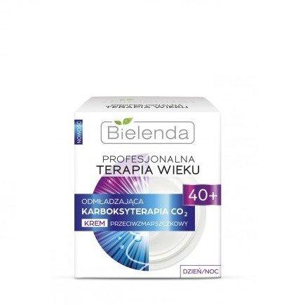 Profesjonalna Terapia Wieku - Odmładzająca Karboksyterapia CO₂, KREM przeciwzmarszczkowy dzień/noc, 50 ml.
