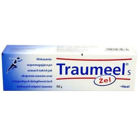 Traumeel S - ŻEL, 50 g.(Heel)