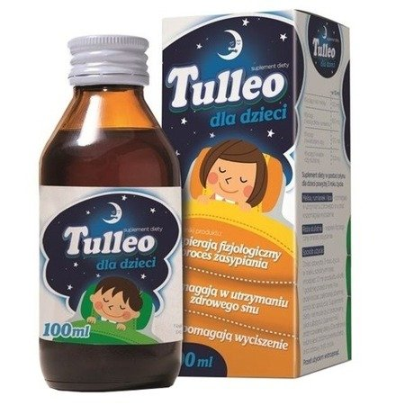 Tulleo - SYROP, 100 ml.