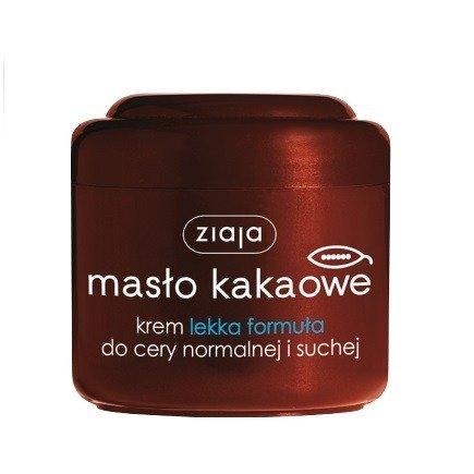 Ziaja - Masło Kakaowe - KREM lekka formuła, 200 ml.