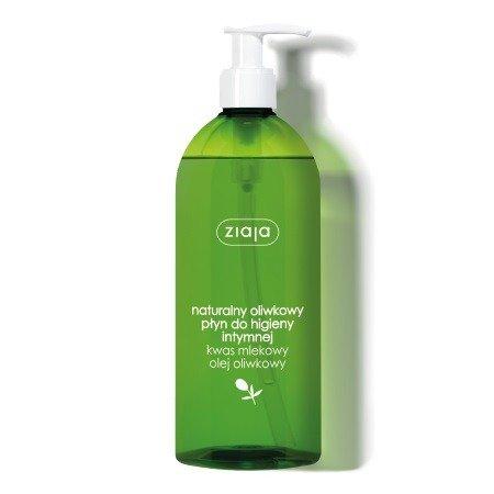 Ziaja - Oliwkowa - PŁYN do higieny intymnej, 500 ml.