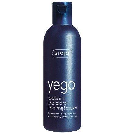 Ziaja - Yego - BALSAM do ciała dla mężczyzn, 300 ml.